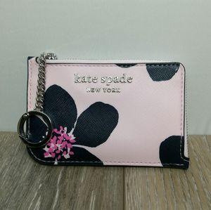 Kate Spade I-Zip Card Holder (NWT)